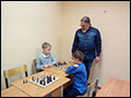 шахматы с преподавателем